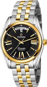 TITONI SILVER/GOLD