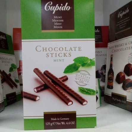 Cupido Chocolate Sticks