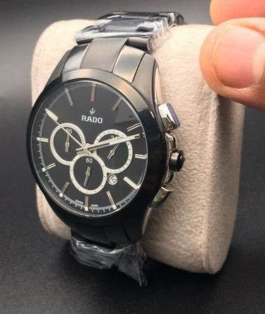 RADO BLACK WATCH MEN